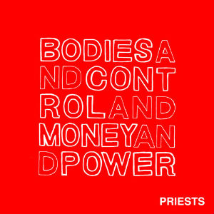 Priests EP Album Cover