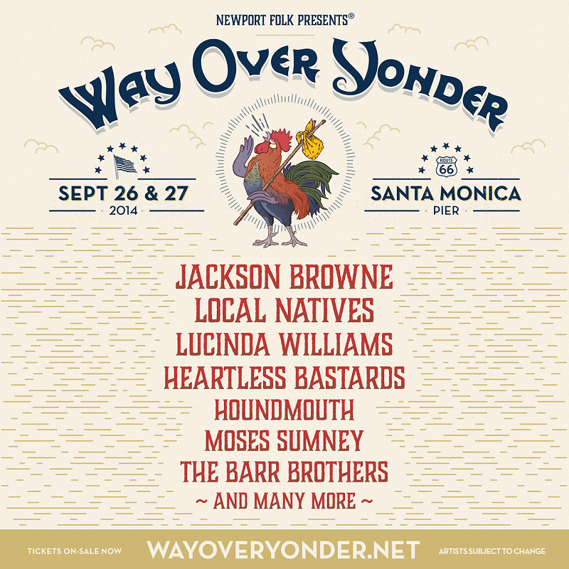way over yonder 2014