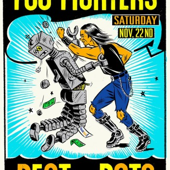 foo fighters 2015 tour