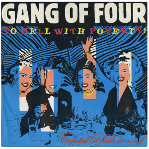 Gang of Four Album Cover