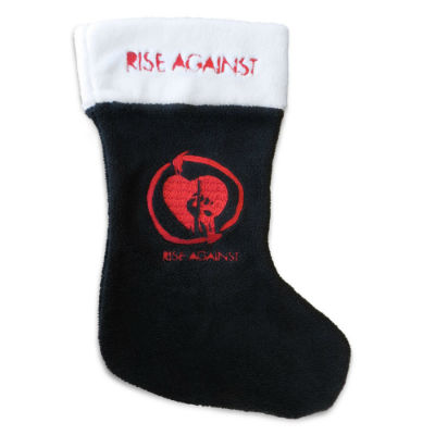 Rise Against Heartfist Stocking
