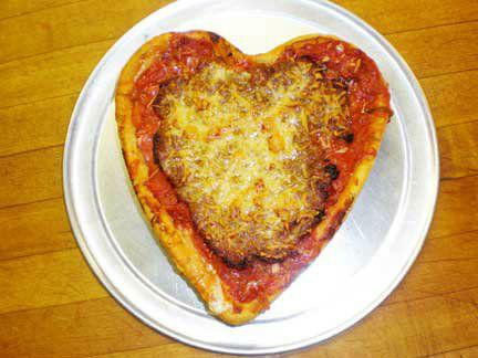 Masa Heart Pizza