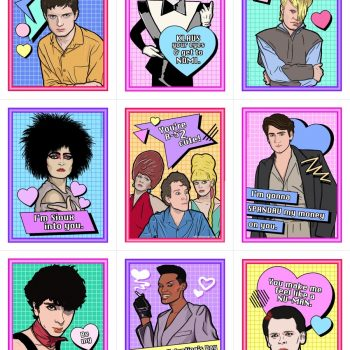 Unique Valentine's Day Cards for Music Lover