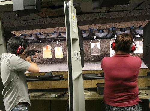 L.A. Gun Club Photo