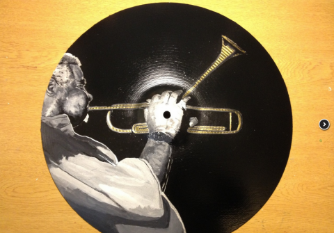 cymbal art
