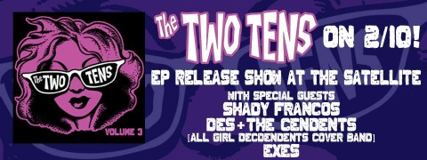 The Two Tens Official Flyer