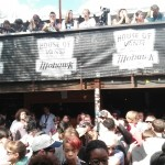 Crowd at House of Vans SXSW photos