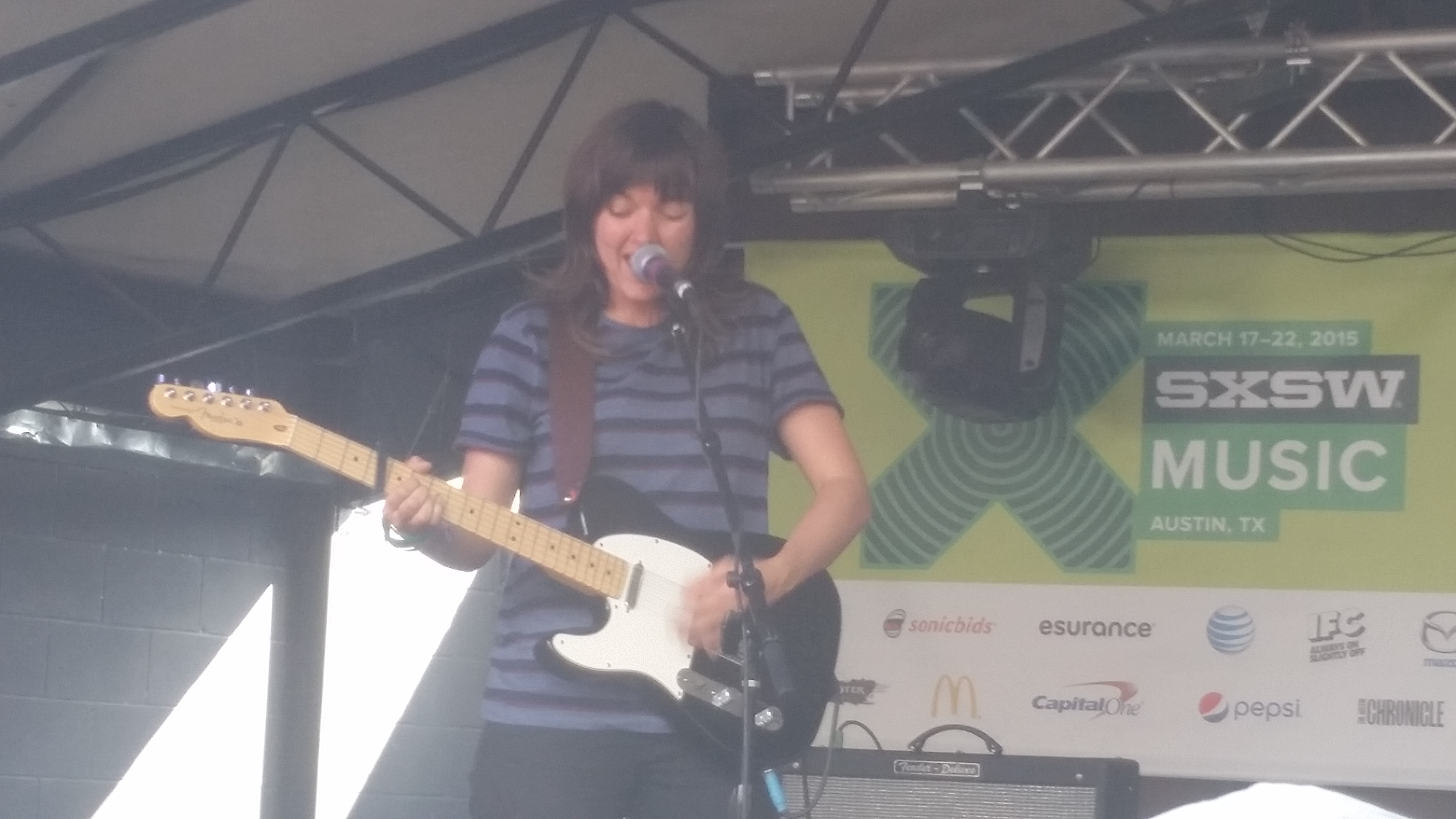 Courtney Barnett sxsw photos