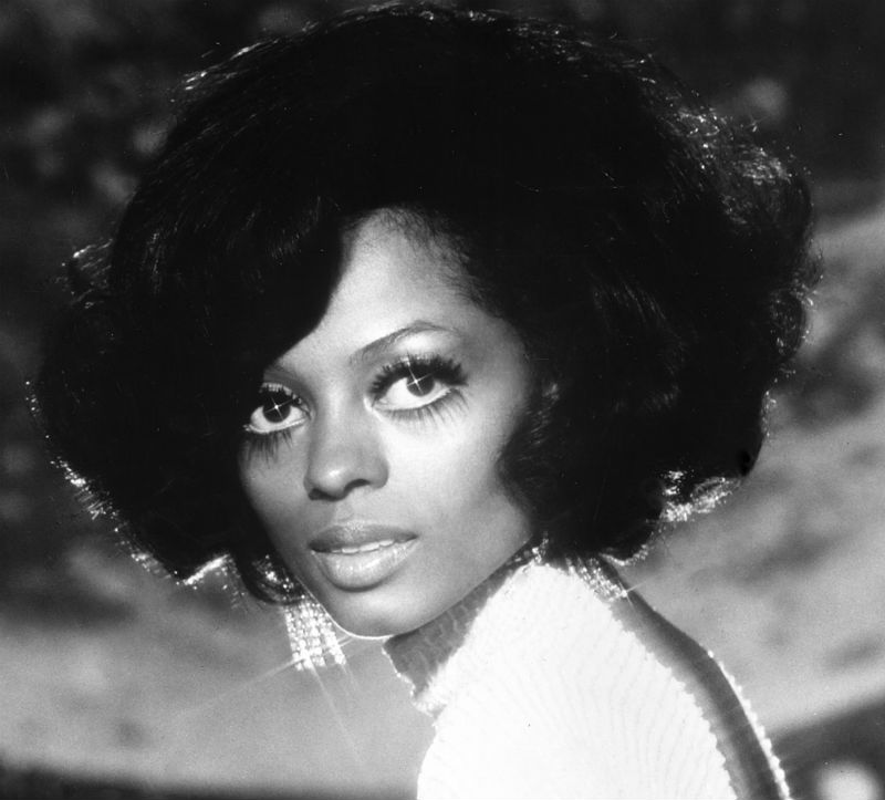 Diana Ross Photo from Pinterest