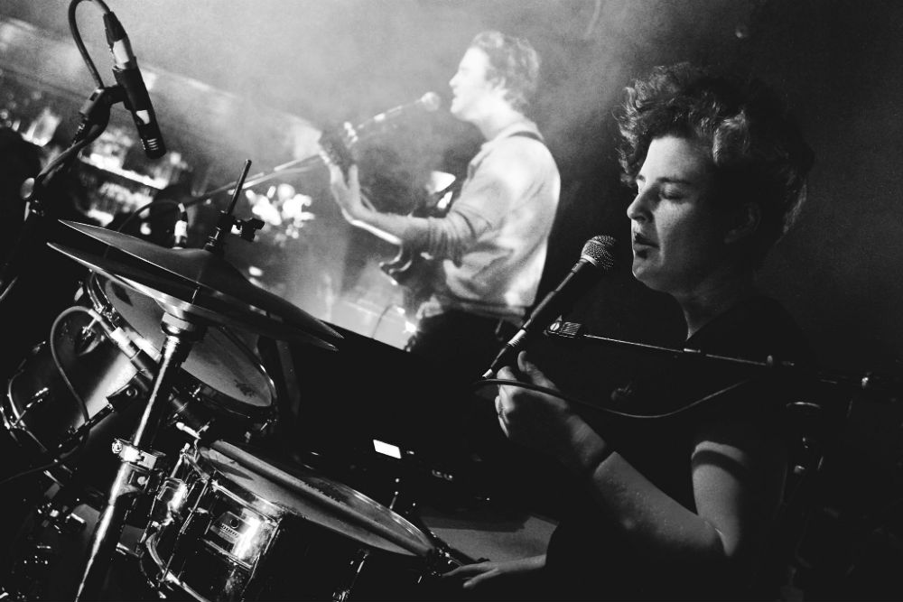 Barbara Gruska best female drummers