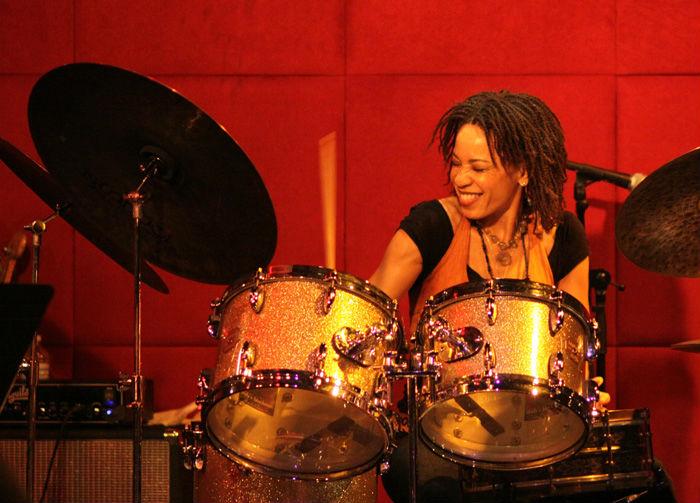 Cindy Blackman best female drummers