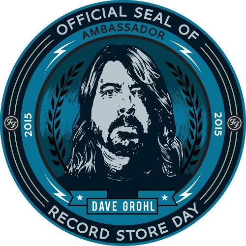 Dave Grohl RSD Ambassador