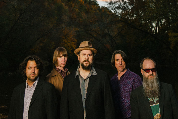 Drive By Truckers Press Photo from Website