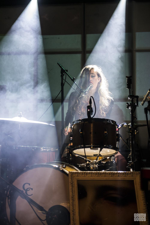 Liphemra liv marsico best female drummers