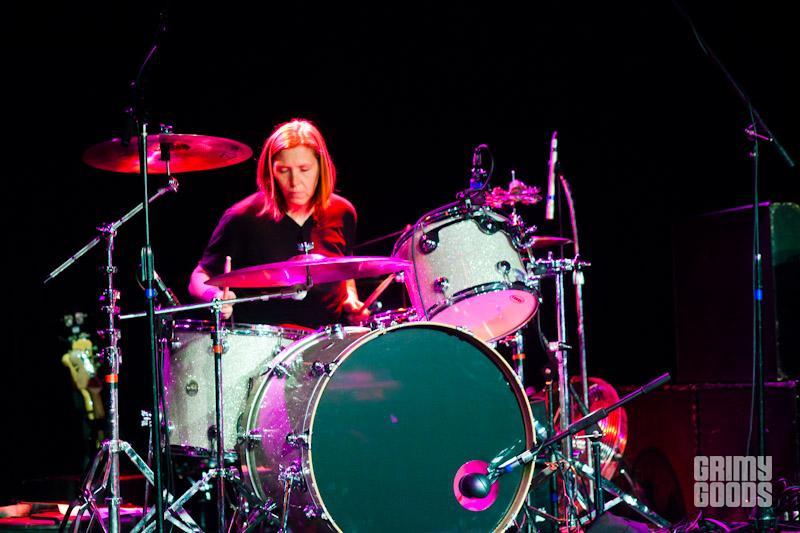 Patty Schemel best female drummers