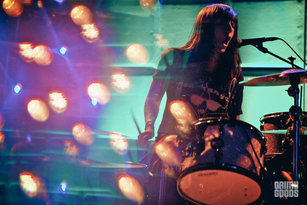 Stephanie Luke best female drummers