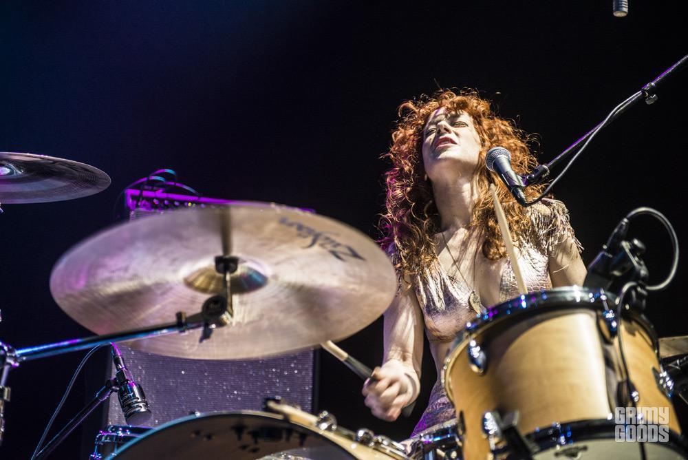 Julie Edwards best female drummers