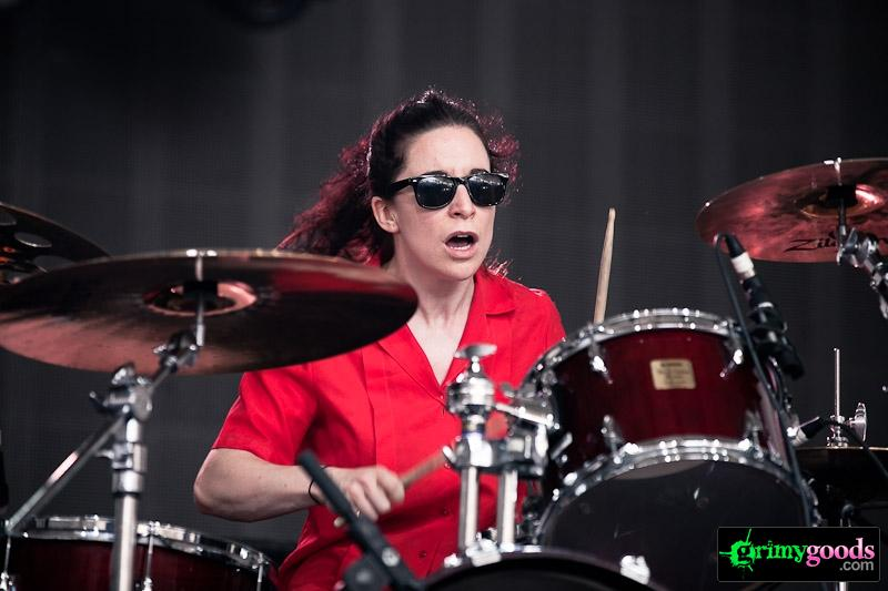 savages best female drummers fay milton