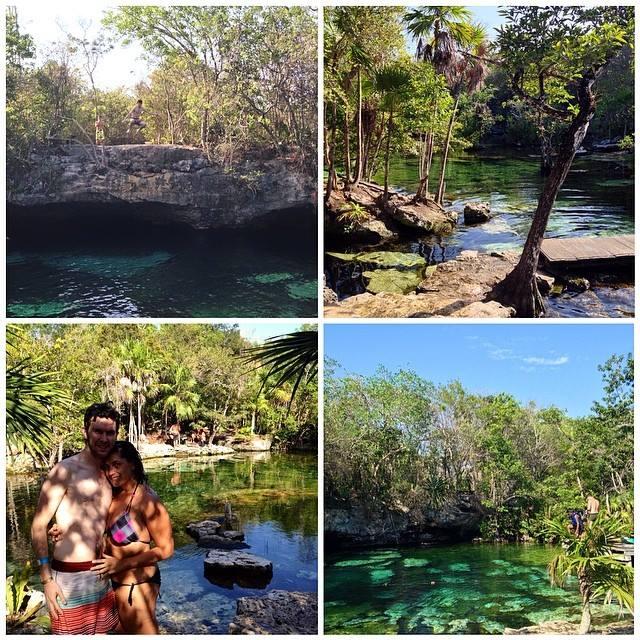 azul cenote