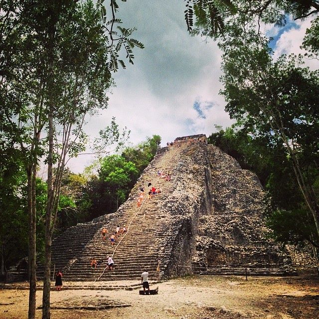 coba mayan ruin best things to do in Tulum