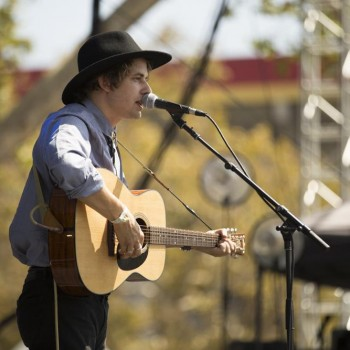 kevin morby fyf fest 2015 photos