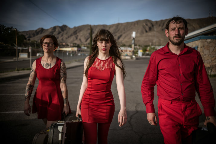 Le Butcherettes Promo Photo