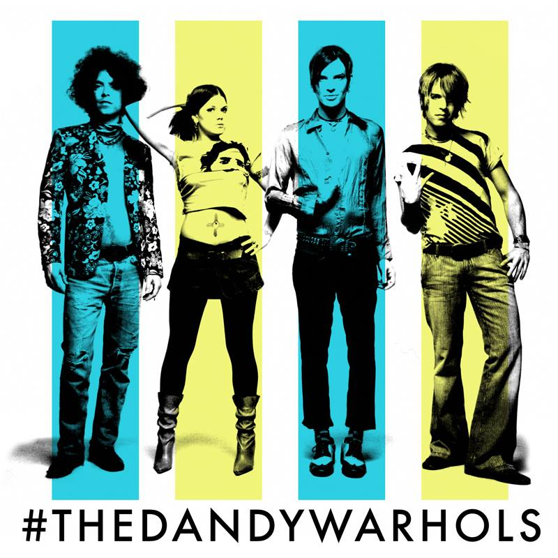 The Dandy Warhols Facebook Profile Photo