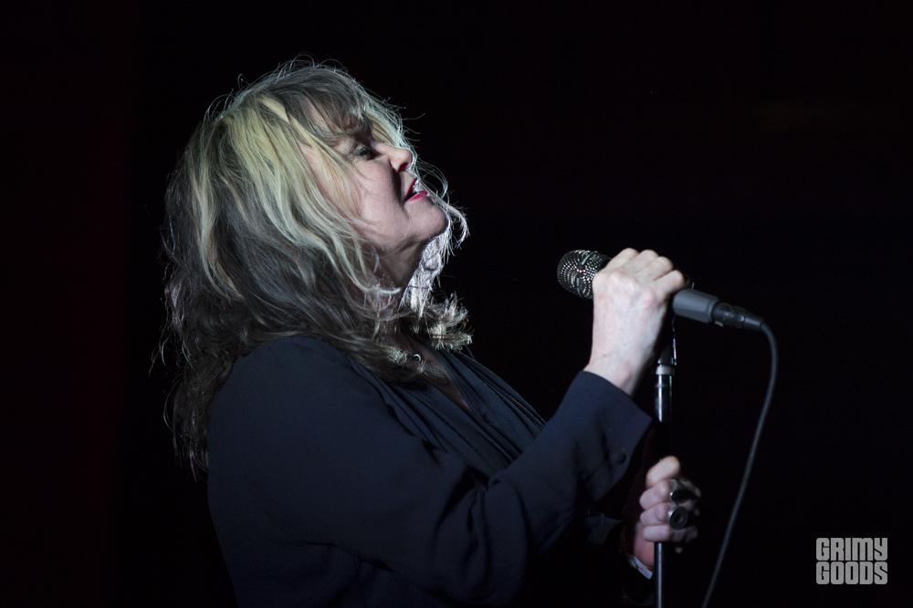Exene Cervenka of X