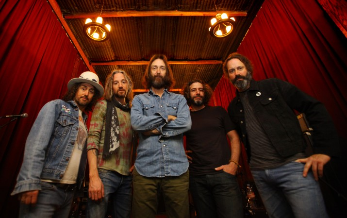 Chris Robinson Brotherhood Press Photo