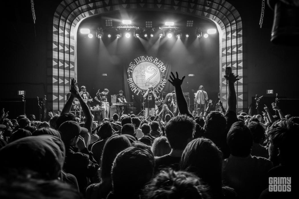 Budos Band at The Regent -- Photo by Farah Sosa