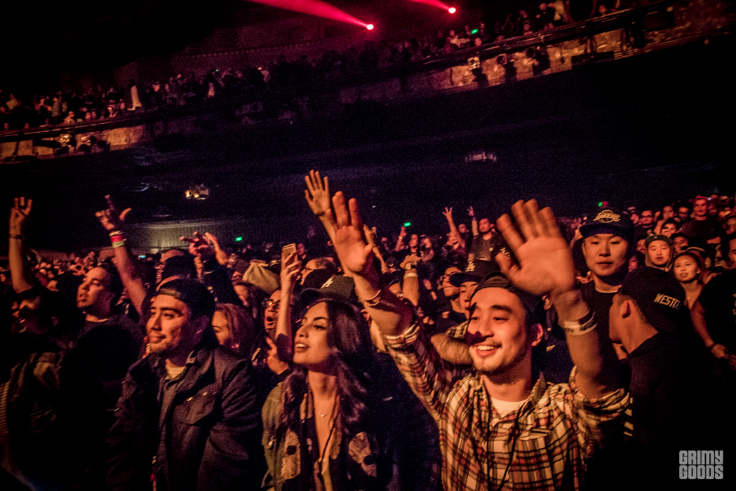 Kendrick Lamar at Wiltern -- Photo by Farah Sosa