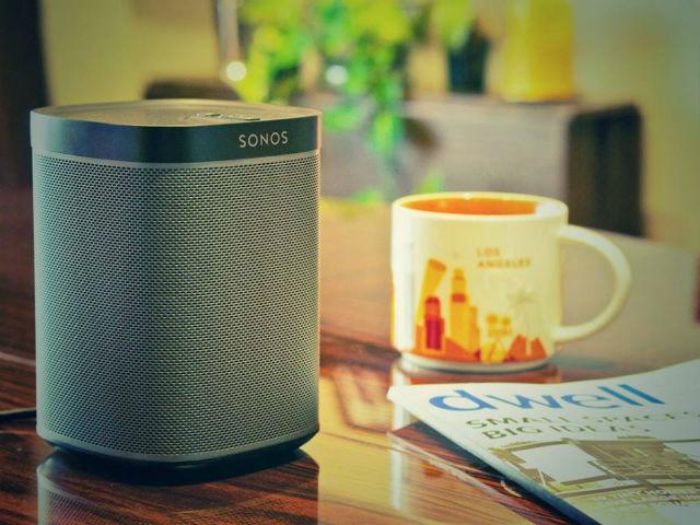 Sonos Play 1 Speaker FB Photo