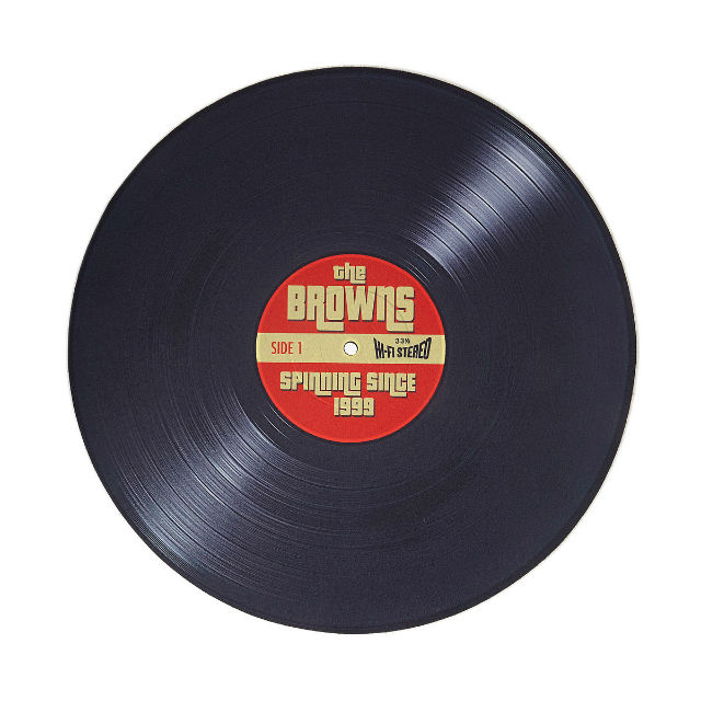 Uncommong Goods Record Doormat