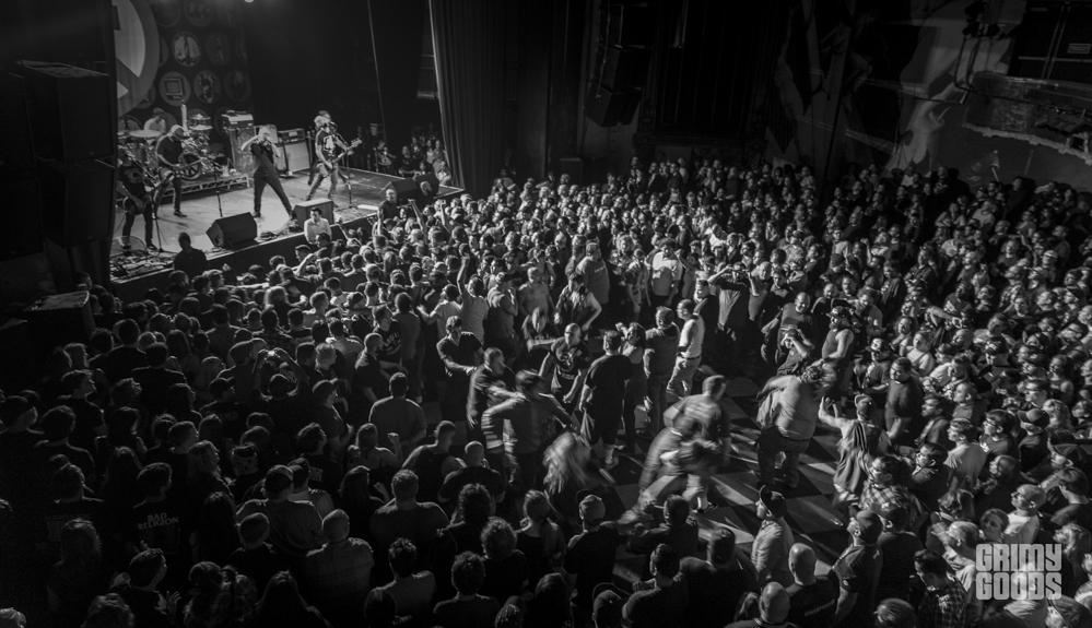 Bad Religion at Fonda Theatre -- -- Photo by Wes Marsala