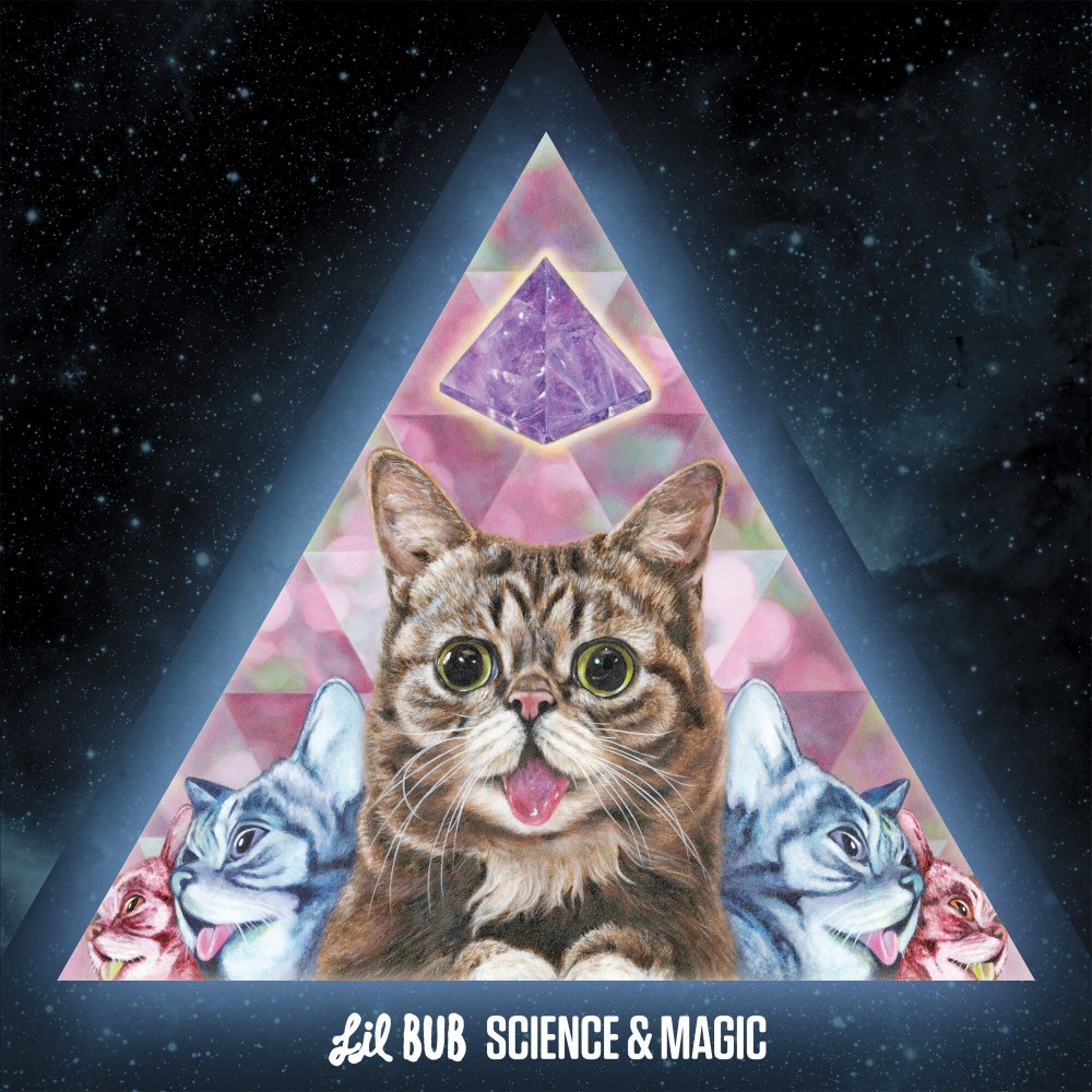 lil BUB Science & Magic Album Art