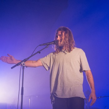 Matt Corby Masonic Lodge Hollywood Forever
