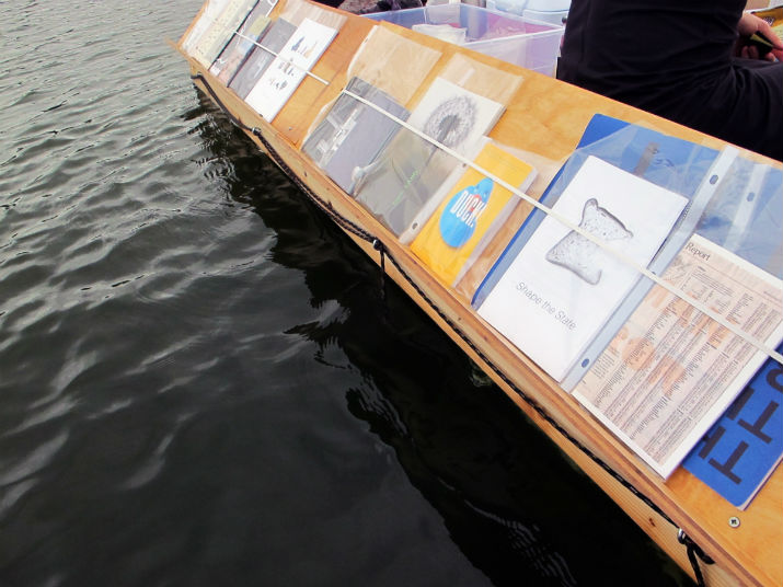 The Floating Library Echo Park