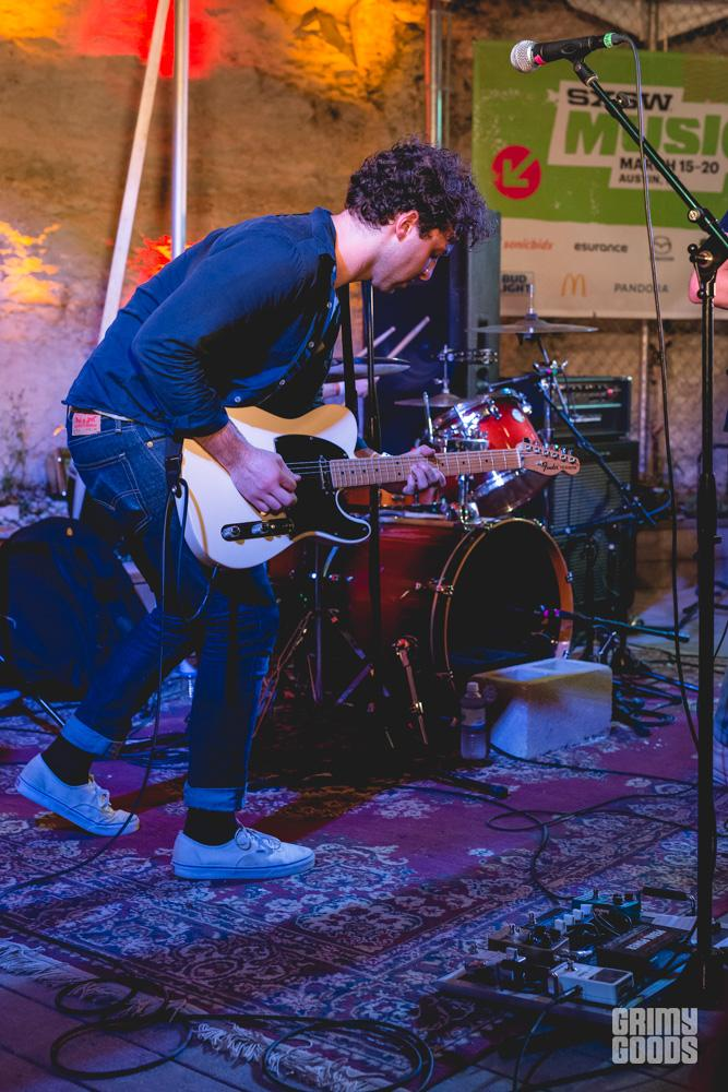 Alex G at Jansport Bondfire Sessions shot by Maggie Boyd