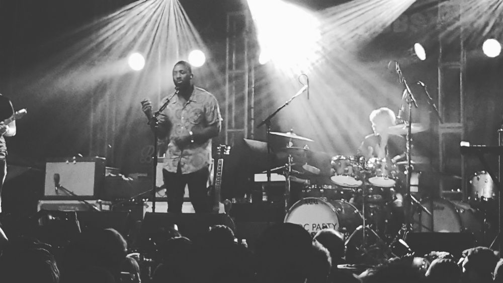 Bloc Party at StubHub Music showcase shot by Mark Ortega
