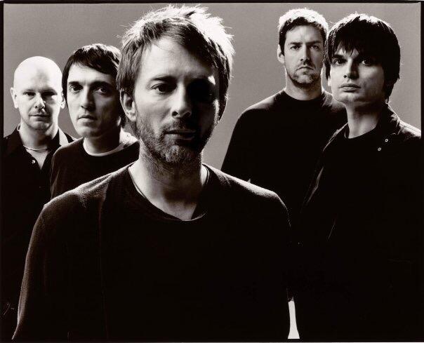 radiohead los angeles shrine auditorium