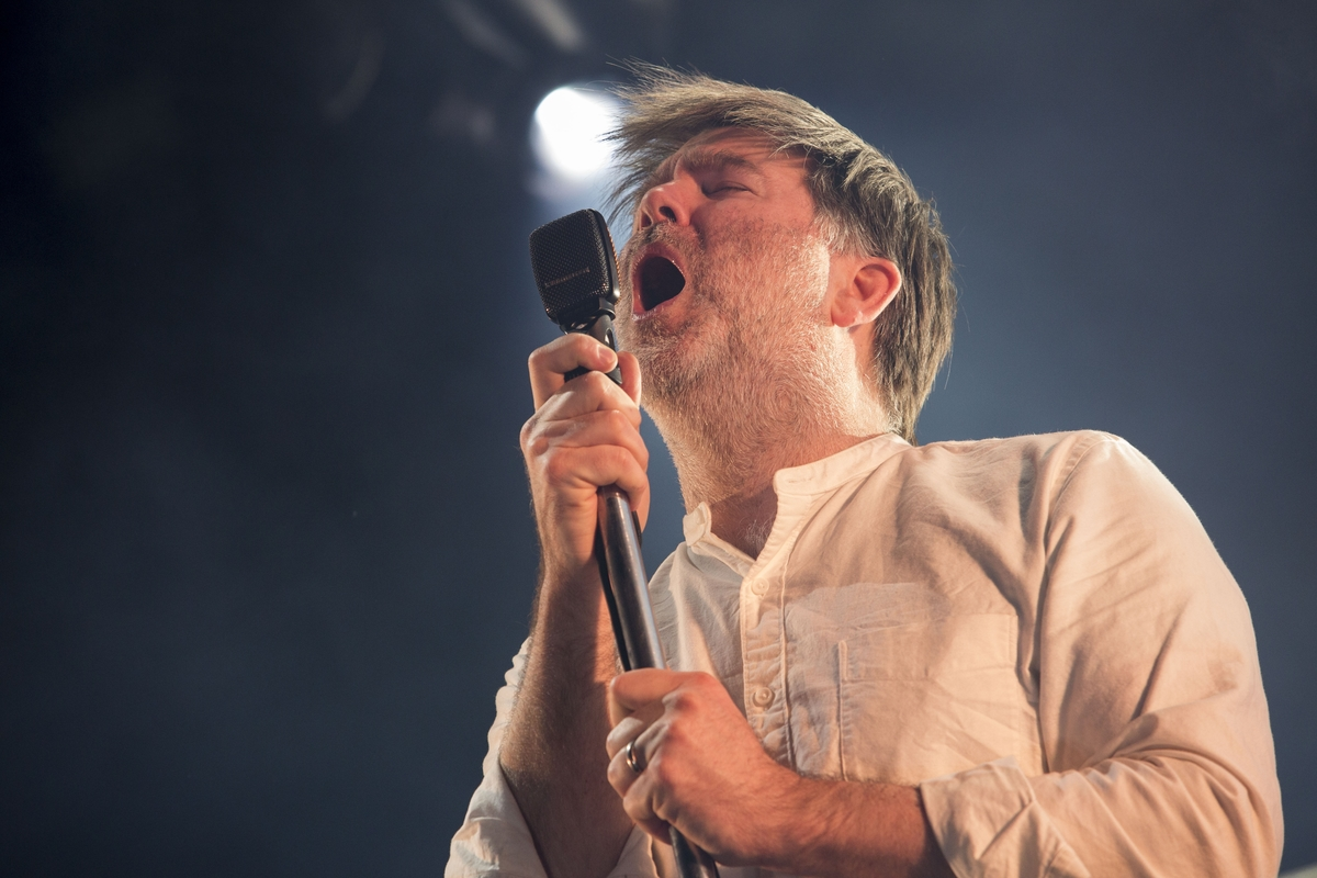 LCD Soundsystem at Coachella 2016
