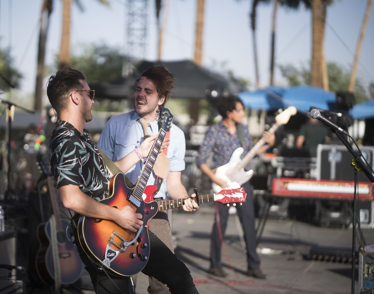 Lord Huron at Coachella 2016