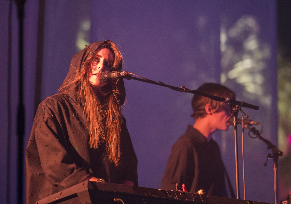 Beach House Coachella 2016 photos