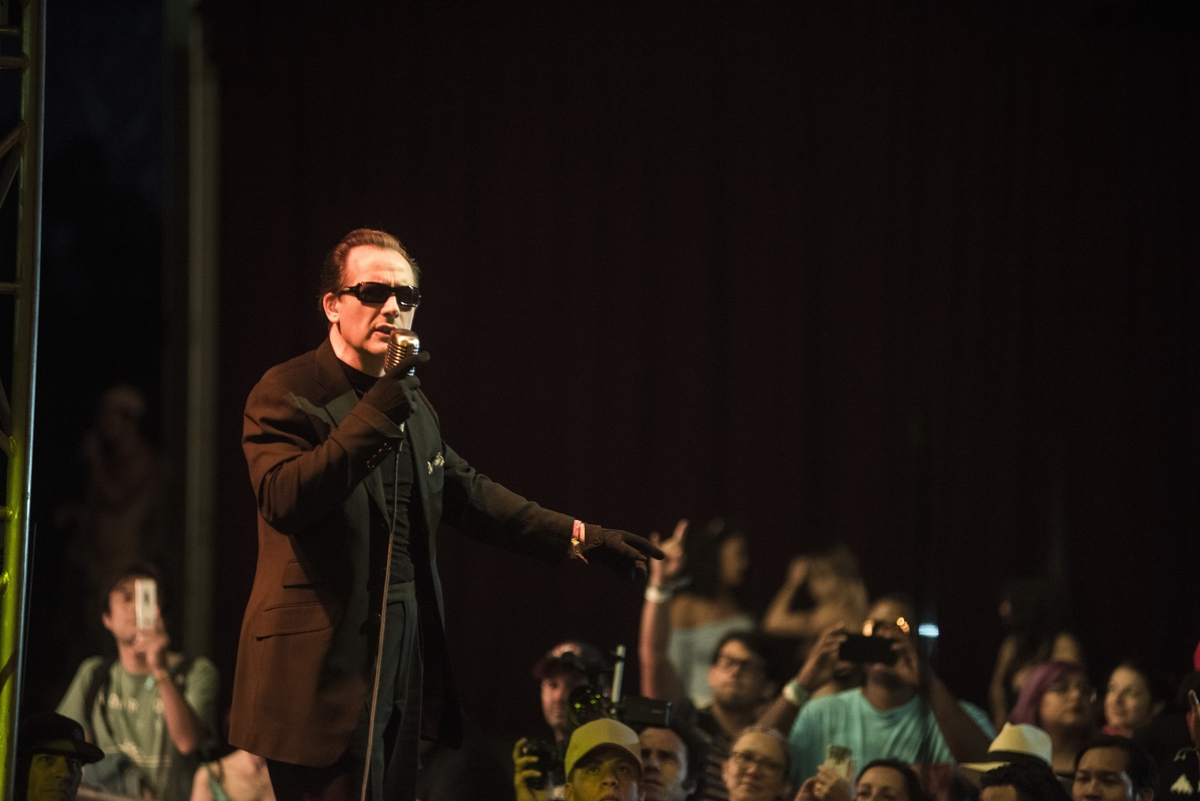 The Damned at Coachella 2016