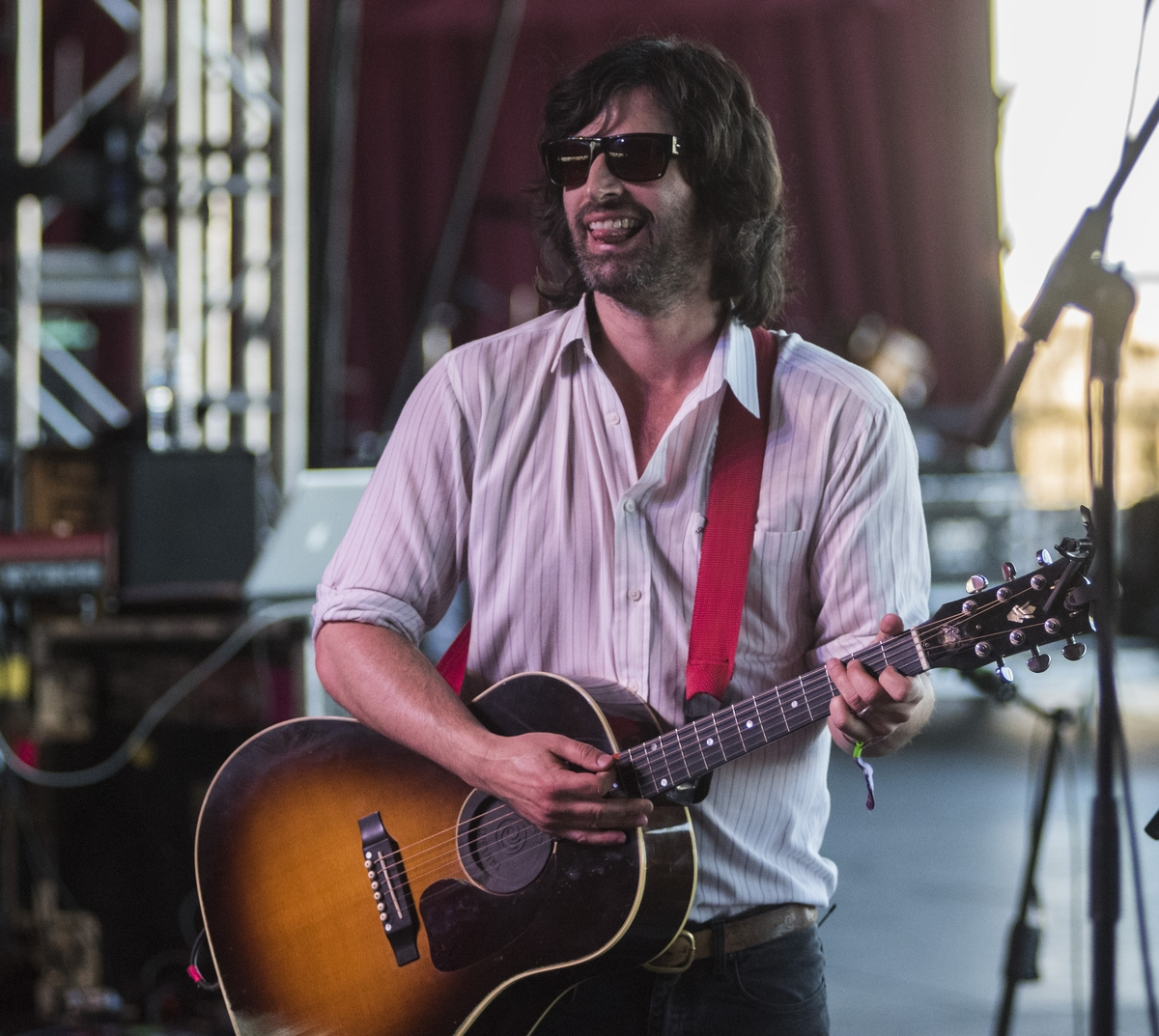 Pete Yorn at Coachella 2016 photos