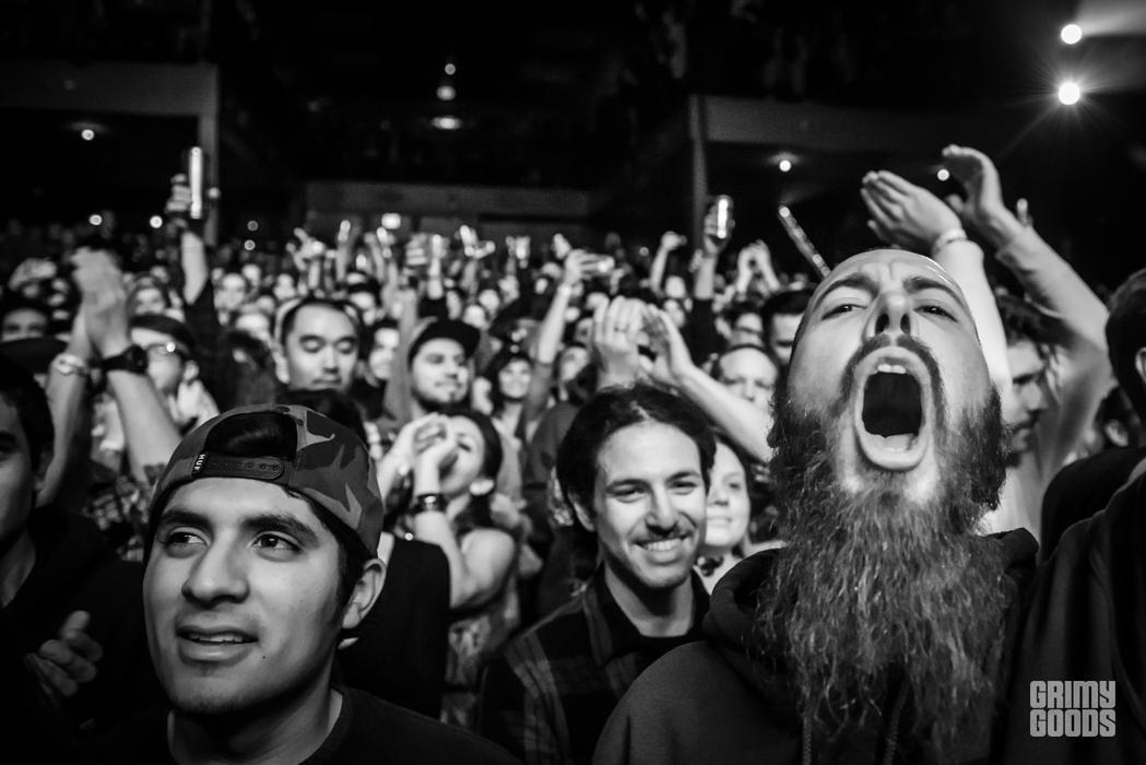 Crowd Photo - Budos Band