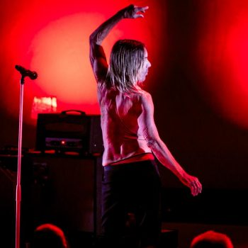 Iggy Pop Josh Homme Post Pop Depression Greek Theatre