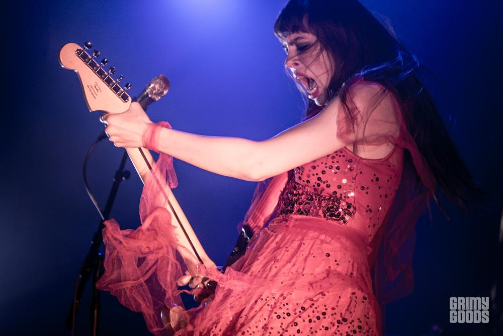 Le Butcherettes photo