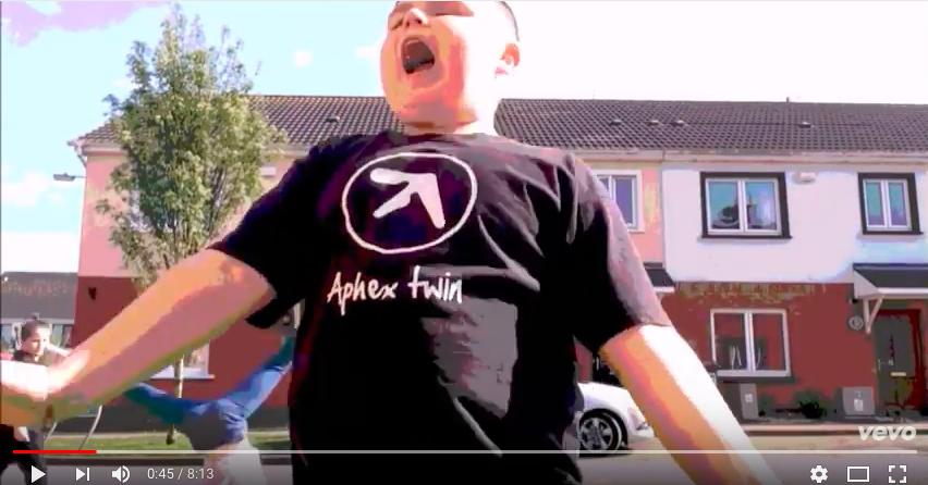Apex Twin new video Ryan Wyler
