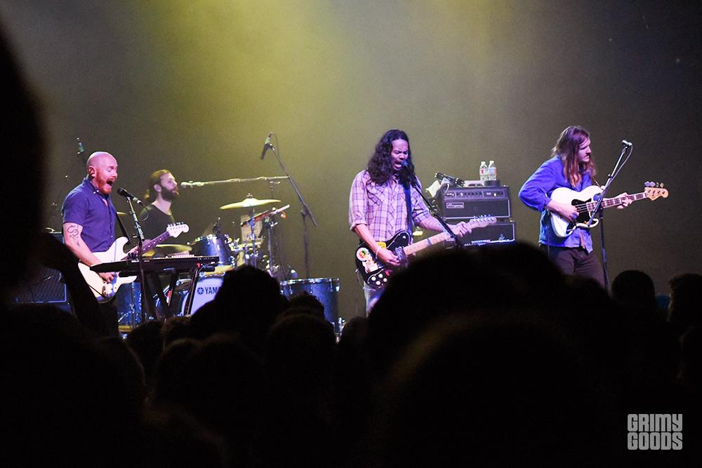 The Temper Trap Live Photos